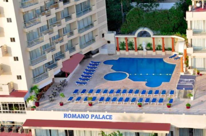 Romano Palace Hotel and Suites Acapulco